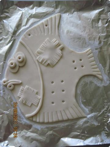Попросили сделать носорога, как логотип предприятия. Вот что получилось. Прототипом послужила картинка с носорогом Семенченко Виталия. Нашла в интернете. фото 7