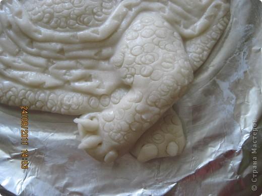 Попросили сделать носорога, как логотип предприятия. Вот что получилось. Прототипом послужила картинка с носорогом Семенченко Виталия. Нашла в интернете. фото 12
