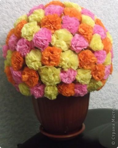 Цветочная фантазия... фото 3