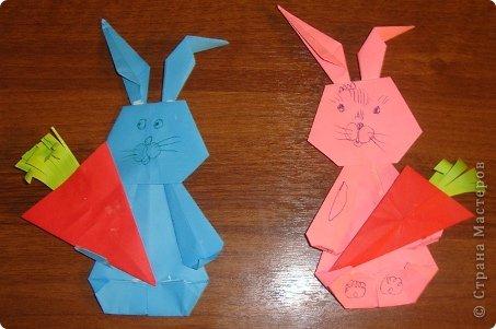 Таких зайчиков сделали мои дети: Данил(8 лет) и Настя(5 лет)