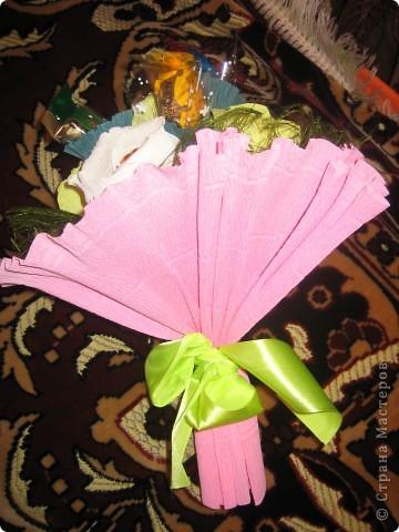 Цветочный букет в профиль:) фото 1