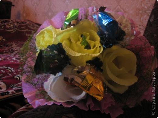 Цветочный букет в профиль:) фото 2