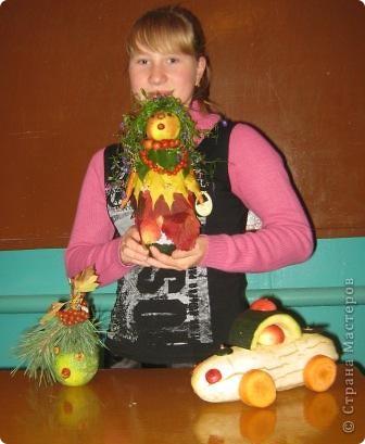 В школе у нас прошел Осенний бал, точнее посиделки. фото 3