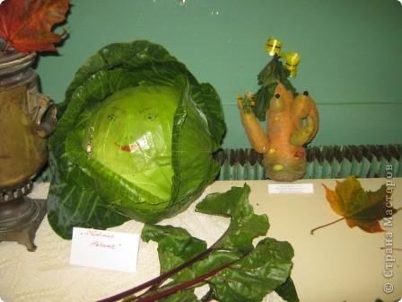 В школе у нас прошел Осенний бал, точнее посиделки. фото 8
