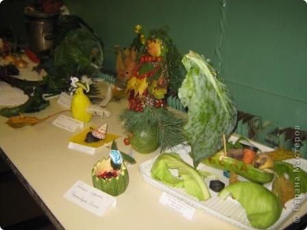 В школе у нас прошел Осенний бал, точнее посиделки. фото 7