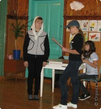 В школе у нас прошел Осенний бал, точнее посиделки. фото 10