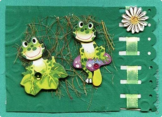 Небольшое царство лягушек-квакушек. Приглашаем КРЕДИТОРОВ к выбору и ШМыГу. №1 фото 8