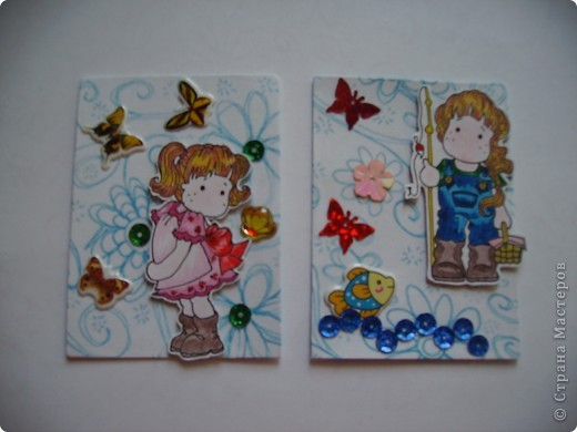 "Карточки АТС ""Тильдочки"" №1-№2       №2 bibka фото 1"