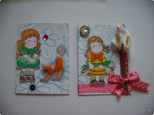 "Карточки АТС ""Тильдочки"" №1-№2       №2 bibka фото 3"