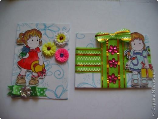 "Карточки АТС ""Тильдочки"" №1-№2       №2 bibka фото 4"