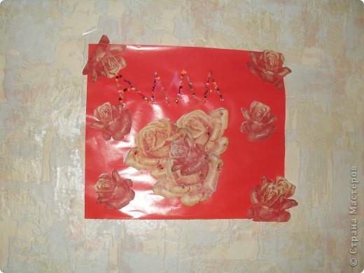 Декоративная открытка
