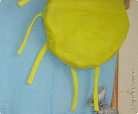 Вот такой коврик я сделала для садика в группу дочери. Основная функция коврика: мелкая моторика. фото 5
