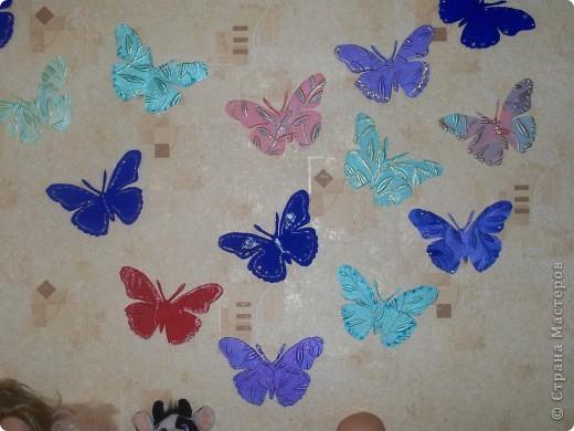 бабочки в детскую комнату фото 3