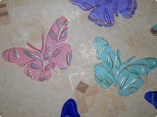 бабочки в детскую комнату фото 2