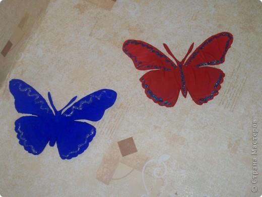 бабочки в детскую комнату фото 4