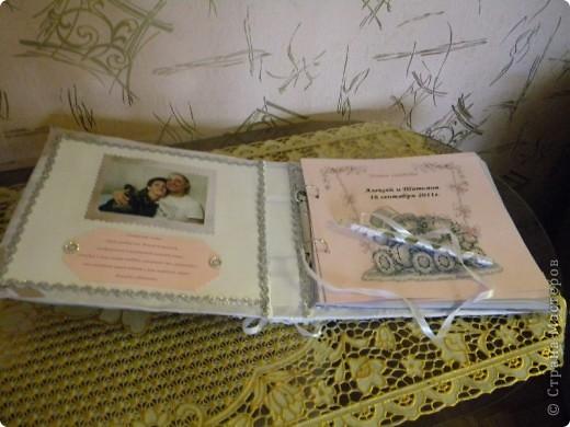 Аксессуары для нашей свадьбы: книга пожеланий, бокалы, свечи, ленточка нашей будущей семьи и денежное дерево!! фото 3