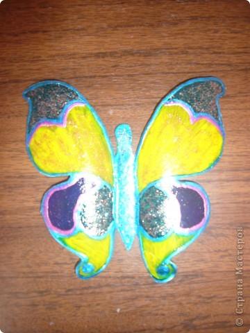 не знаю как можно назвать эту технику. Сейчас я расскажу,как делаю вот таких бабочек....рассмотрим каждую отдельно.... фото 4