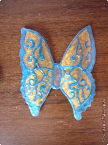 не знаю как можно назвать эту технику. Сейчас я расскажу,как делаю вот таких бабочек....рассмотрим каждую отдельно.... фото 6