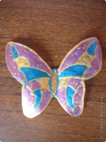 не знаю как можно назвать эту технику. Сейчас я расскажу,как делаю вот таких бабочек....рассмотрим каждую отдельно.... фото 2