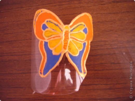 не знаю как можно назвать эту технику. Сейчас я расскажу,как делаю вот таких бабочек....рассмотрим каждую отдельно.... фото 12