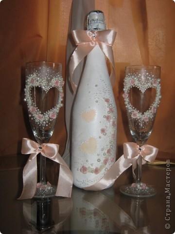 Представляю на ваш суд свои первые свадебные работы. фото 2