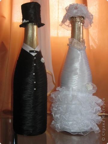 Представляю на ваш суд свои первые свадебные работы. фото 3