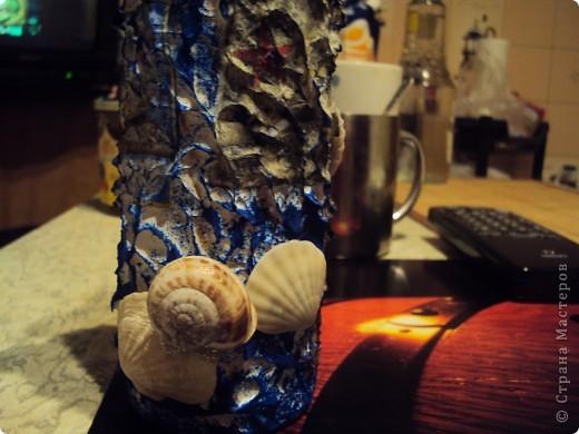 Отпуск закончился,а ракушек море,вот и применение им нашлось) фото 4