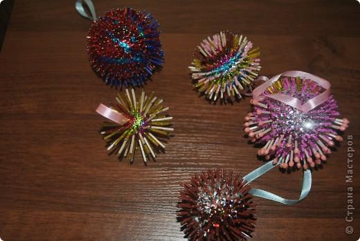 Елочные игрушки. фото 1