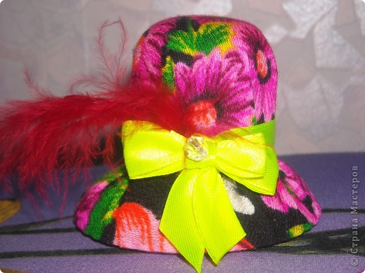 Магнитная шляпка-игольница фото 3