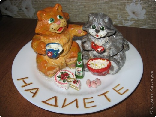 Подарок гастроэнтерологу. Мои Коты фото 1