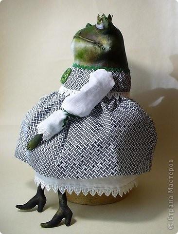 Лягушка-Царевна в ожидании прынца. фото 2