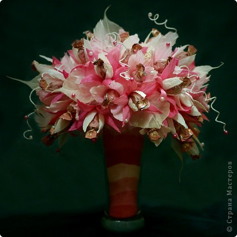 Осень в розовых очках, почему то так хочется назвать эту композицию!  фото 1