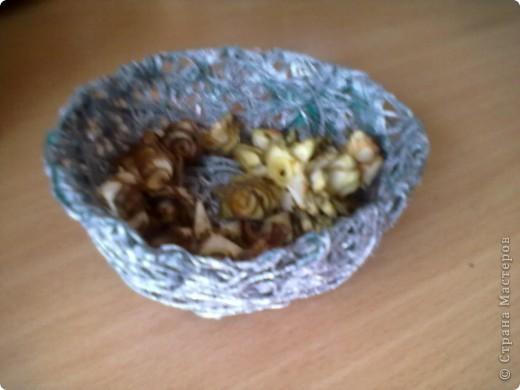 Осень- это пора, когда надо собирать природные материалы: шишечки, веточки, цветочки сушить и т.п. вот и я набрала всего кучу и получилось у меня такое дерево! фото 13