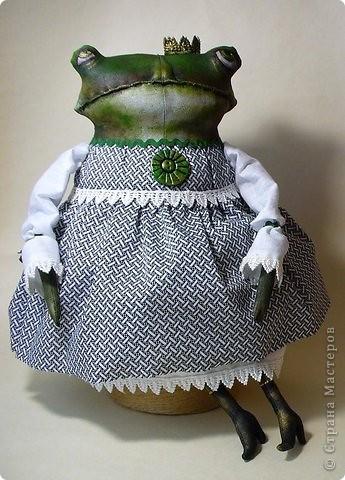 Лягушка-Царевна в ожидании прынца. фото 4