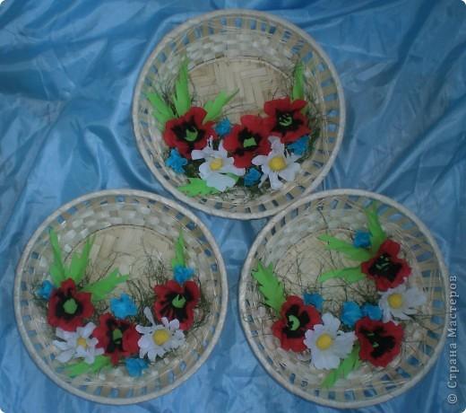 Декоративные панно (первым дошкольным работникам)