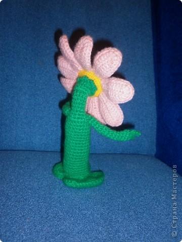Вот такой вот получился у меня цветочек. фото 2