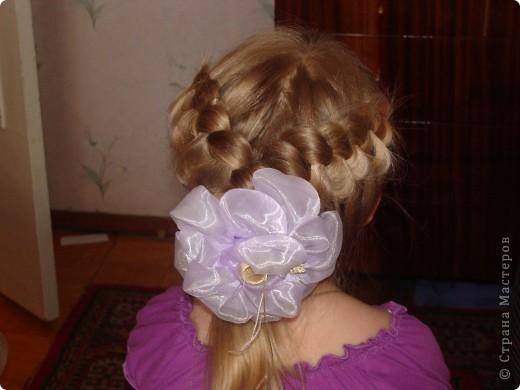 косички для дочки фото 1