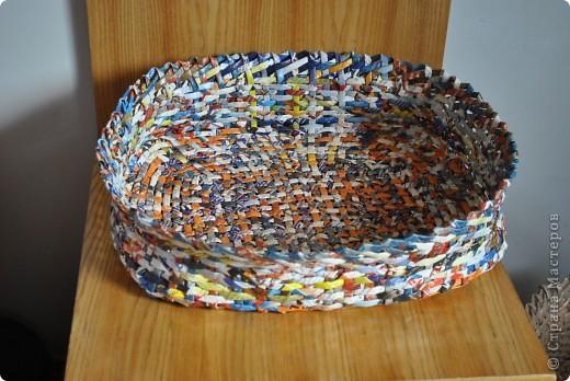 Всем доброго времени суток! Выставляю плетёнки моего мужа. Декупажила я.Покрашена белой краской, декупаж, покрыта лаком цвета махагон фото 11