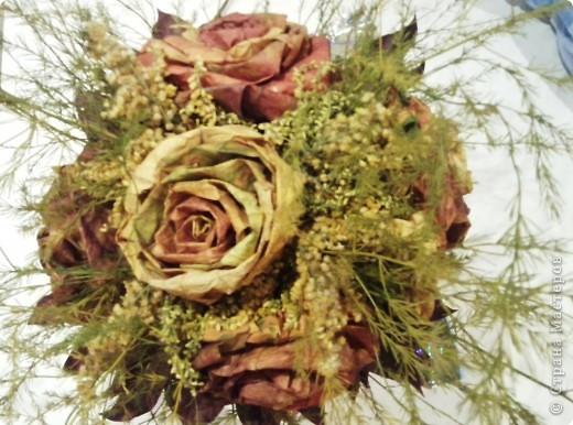 Осенний букетик. фото 2