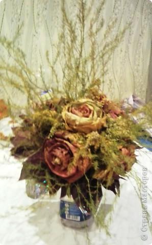Осенний букетик. фото 1