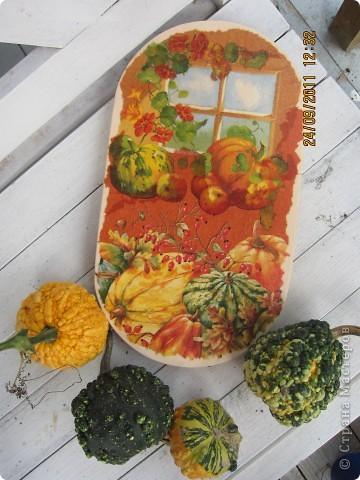 Осенний урожай фото 1