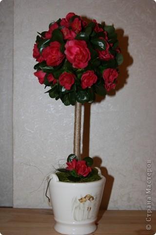 Вот такое дерево на сей раз сваялось)))) фото 1