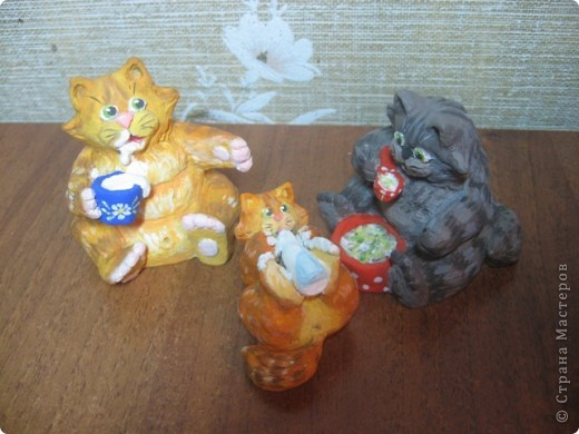 Подарок гастроэнтерологу. Мои Коты фото 3