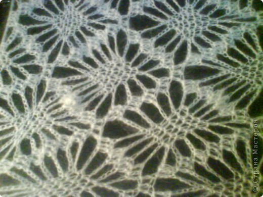 платок в работе. фото 2