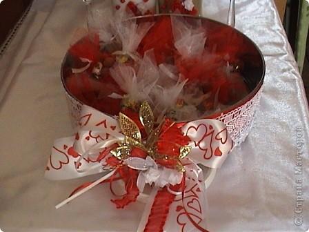 моя первая работа,заказ для свадебного торжества фото 2