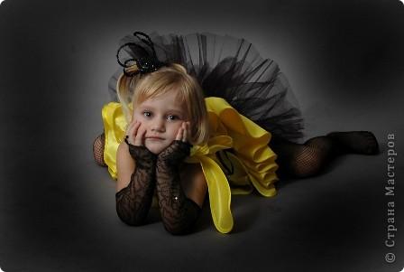 После рождения внучки Ксенечки у меня появилось желание сшить что-нибудь для нее,вот наше первое платье фото 9