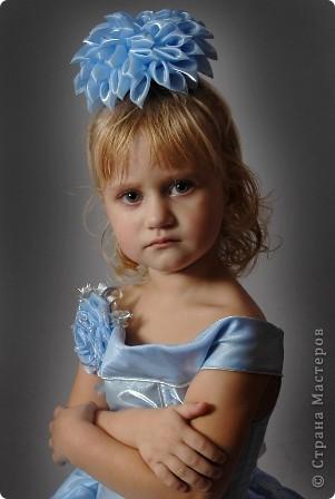 После рождения внучки Ксенечки у меня появилось желание сшить что-нибудь для нее,вот наше первое платье фото 10