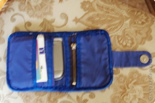 А это мой кошелек.Фотографии сделаны в разное время, поэтому такое качество фото 4