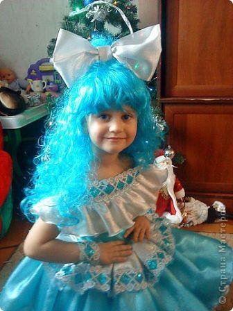 После рождения внучки Ксенечки у меня появилось желание сшить что-нибудь для нее,вот наше первое платье фото 12