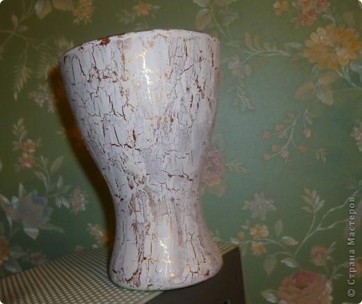От попадания  солнечных лучей  в вазу  она вся  зарозовела, как  ушки  маленьких детишек на солнышке. фото 5